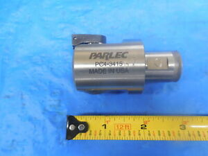 Parlec Pc4 3415 Small Diameter Boring Head 1 Div 001 Dia Made In Usa Cnc