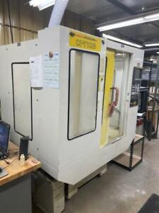 Fanuc Robodrill Vertical 4 Axis Cnc Machining Center Mill Lathe 90s