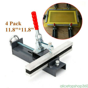 Manual Screen Stretching Machine Silk Screen Mesh Stretcher For Stretch Frame