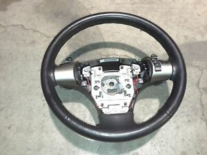 06 13 Corvette C6 Steering Wheel Automatic Shifter Padles Swc Aa6535