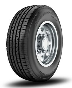 2 New Bf Goodrich Commercial T a All season 2 Tires 2358516 235 85 16 23585r16