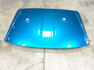 05 13 Corvette C6 Removeable Targa Top Solid Roof With Latches Aa6535