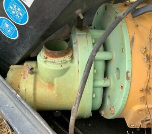 Sullair 185cfm Air Compressor End