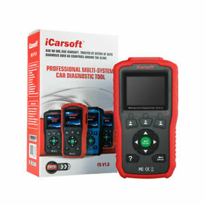 Icarsoft Fd V1 0 For Ford Professional Multi System Auto Diagnostic Scan Tool R1
