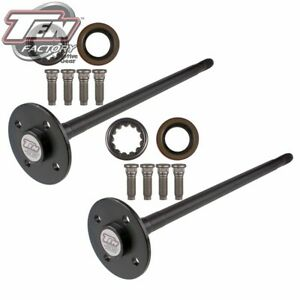 Motive Gear Performance Differential Mg22182 Axle Shaft Kit Fits Capri Mustang Fits 1988 Ford