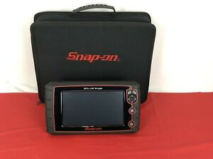 Snap on Solus Edge Pro Scanner Model Eesc320 Pre owned See Details