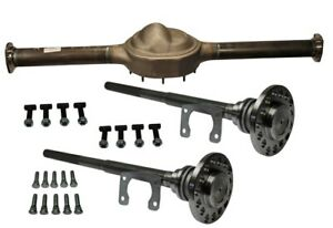 56 Wide Ford 9 Inch Hump Back Rear End Housing Kit With 31 Spline Axles Hdwe