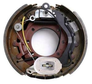 33079 Husky Towing 12 25 Dx5 W Right Electric Trailer Brake Hub Assembly 12k Cap