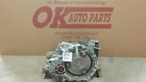 14 18 Ford Taurus 3 5l Fwd Automatic Transmission Assembly 6 Speed Da8p Ub