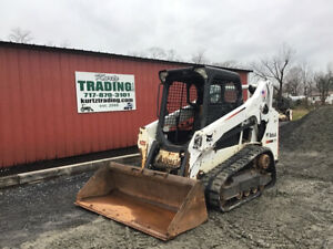 2014 Bobcat T590 Compact Track Skid Steer Loader Cheap