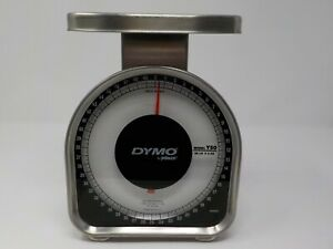 Dymo Pelouze Manual Shipping Scale Up To 50 Lbs Nice Condition Model Y50