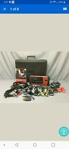 Snap on Solus Pro Eesc316 W 10 2 Diagnostic Scanner Tool With Accessories