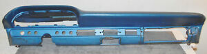 1963 1964 Ford Custom 300 Galaxie 500 Xl Fastback Conv Blue Dash Pad Panel Frame