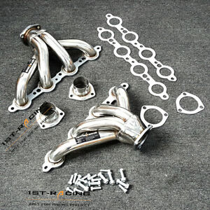 Stainless Steel Headers Swap Conversion For Chevrolet Ls1 Ls2 Ls3 4 8l 5 3l 5 7l