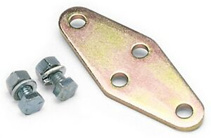 Edelbrock 1495 Performer Series Throttle Cable Plate Kit