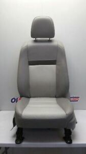 12 17 Toyota Camry Driver Left Front Bucket Seat Gray Leather Power Heated