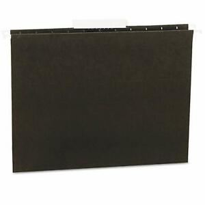 Universal Hanging File Folders 1 3 Tab 11 Point Stock Letter Standard Green