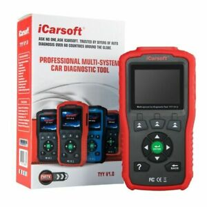 Icarsoft Tyt V1 0 For Toyota Lexus Scion Isuzu Obd2 Diagnostic Code Scan Tool R1