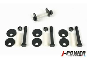 Front Lower Control Arm Camber Kit 12 9 Grade Cam Bolts Fits Oe Tacoma 4runner