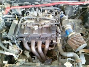 Engine 2 0l Vin 5 8th Digit Fits 01 03 Mazda Protege 3645713