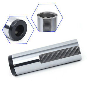 Milling Machine Part Spindle Sleeve Thicken Chrome Barrel
