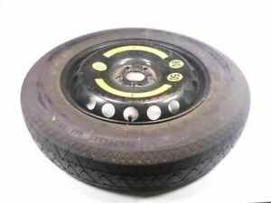 07 Mercedes Gl450 Emergency Spare Tire Wheel Continental 19 165 90 19 056721