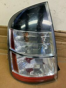 04 Toyota Prius Left Driver Side Tailight
