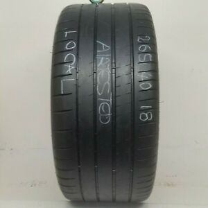No Shipping Only Local Pick Up 1 Tire 265 40 18 Michelin Pilot Super Sport