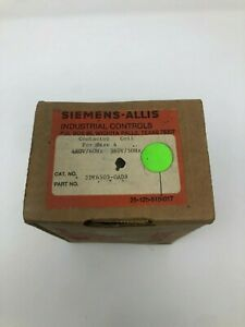 Siemens allis 3ty65050ad8 Nsfp Genuine Furnas 3ty6505 0ad8 Free Shipping