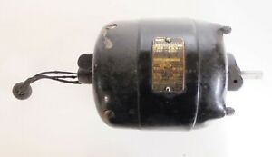 Antique Machinery Ge 1 4 Hp Electric Motor 1 2 Shaft