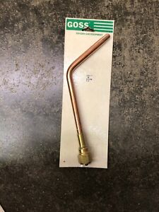 Victor Journeyman 7 w Welding Brazing Torch Tip 300 Series 315fc 0323 0140