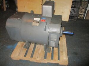 Fincore 250hp Dc Electric Motor Dpbv 500v 506at 1750 2400 Rpm