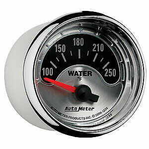 Auto Meter 1236 Gauge Water Temperature