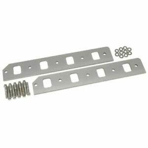 Edelbrock 2864 Intake Manifold Spacer Plate Kit For Ford 9 2 Deck Sc 1 To 9 5