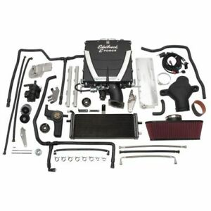 Edelbrock 1592 Pro tuner Supercharger Kit Without Tune For Chevy Corvette Ls3