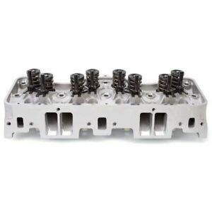 Edelbrock 60819 Performer Rpm Hydraulic Roller Camshaft Cylinder Head For Chevy