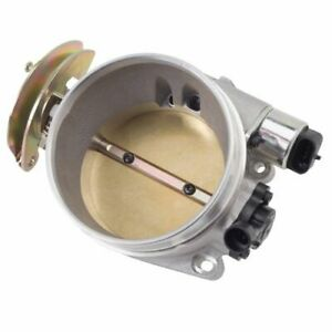 Edelbrock 3864 Victor Series 90mm Single Blade Throttle Body For Ls Engines