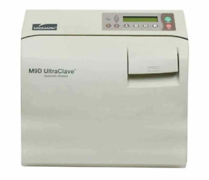 Midmark M9d Autoclave Sterilizer Refurbished With Warranty