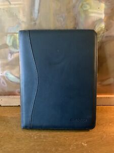 Royce New York Premium Leather Executive Document Holder Pad folio Make Offer