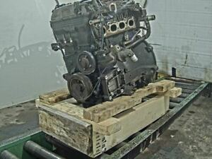 Engine 2 0l Vin 5 8th Digit Fits 01 03 Mazda Protege 3784293