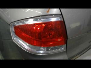 Driver Tail Light Sedan Bright Chrome Trim Fits 08 11 Focus 38052