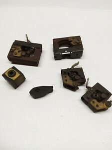 Lot Of 3 Vintage A h h Switches Nos