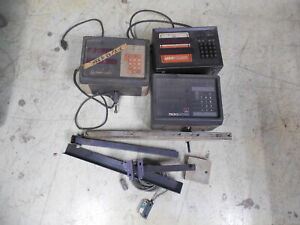 For Parts Not Working Anilam Mini Micro Wizard Digital Readout For Cnc Mill