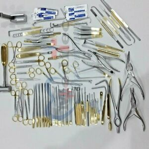 Major Rhinoplasty Instruments Set Of 82 Pcs Nose Plastic Surgery Instruments M