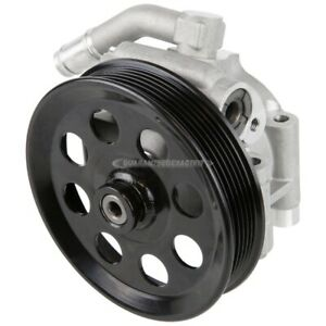 New Power Steering Pump For Ford F 250 F 350 Super Duty 6 2l