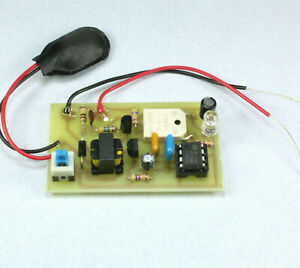 1pc Fully Assembled Ultimate Geiger Counter Kit Without Gm Tube K 8600 Usa