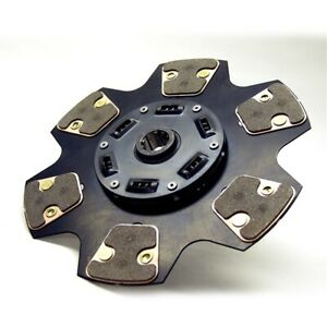 Centerforce 23281226 Dfx Clutch Disc Fits Bronco F 100 F 150 F 250 F 350 Mustang