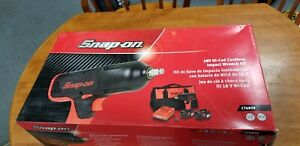 Snap on Cordless Impact Wrench Kit 18v Ct6850