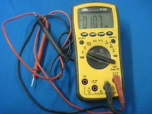 Ideal Multimeter Model 61 340