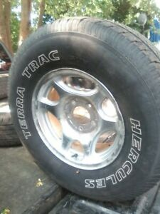 ford Truck Rims And Tires 265 75 R16